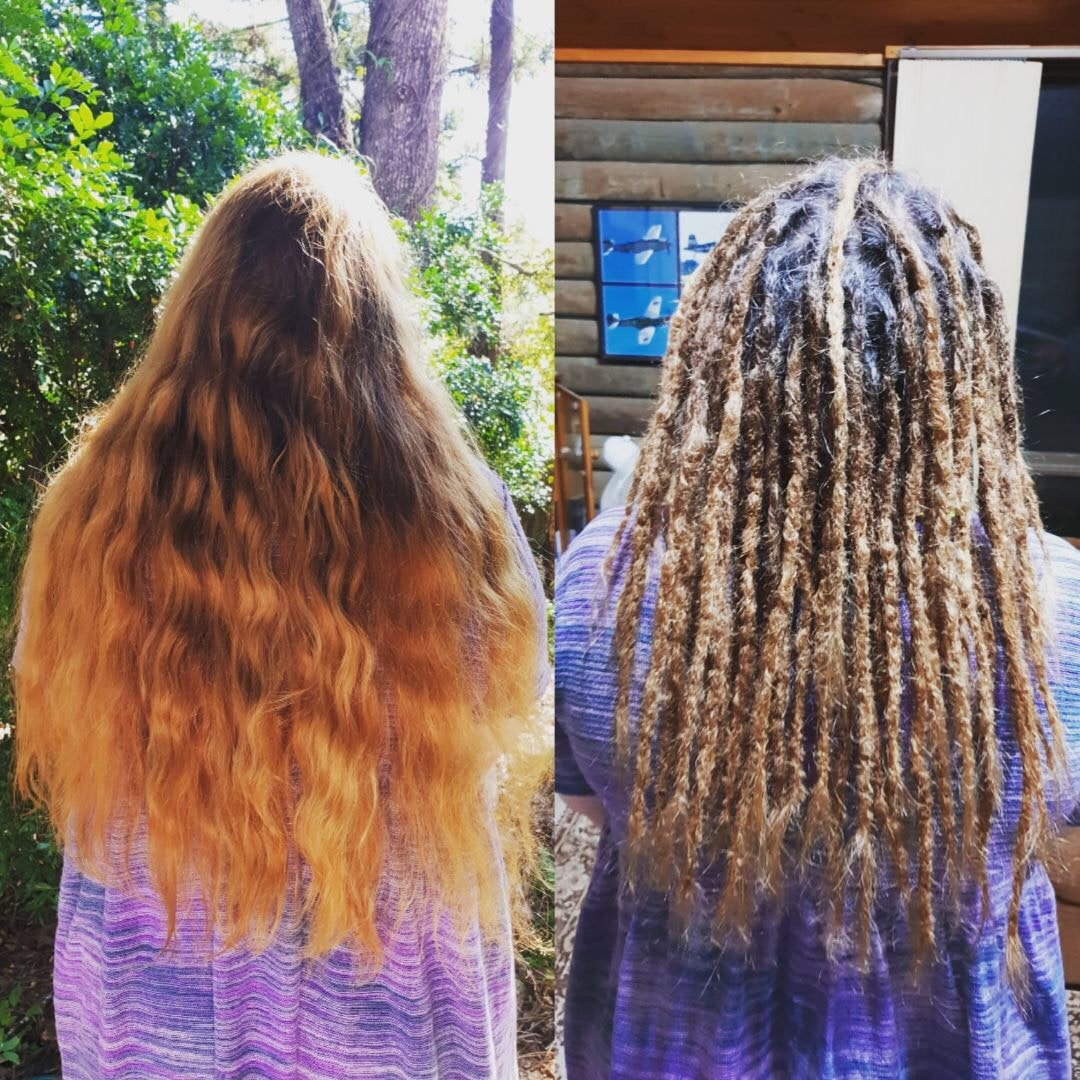 starting dreadlocks long hair brisbane