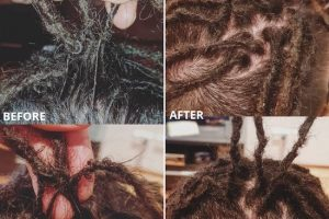 Dreadlocks repair Brisbane