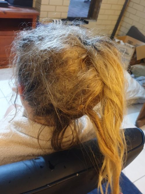 Matted Hair Detangling Brisbane Dreadlocks