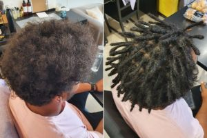 Instant dread creation brisbane dreadlocks afro hair black