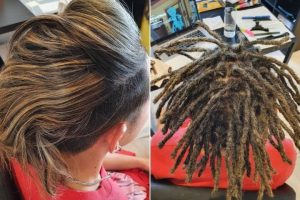 Starting dreads asian hair Brisbane