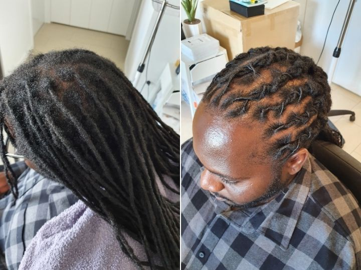 black dread maintenance brisbane