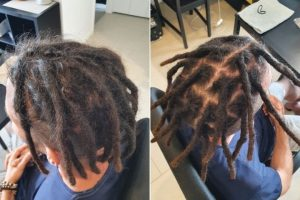 crochet dreadlock maintenance Brisbane